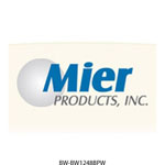 Mier Products BW-124-8-BPW