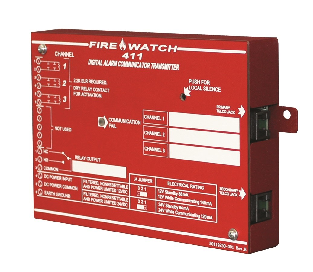 Fire Lite Alarms 411