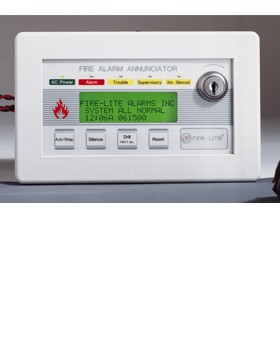 Fire Lite Alarms LCD-80F