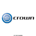 Crown Audio GDCI2X2400N-U-US