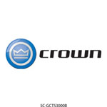 Crown Audio GCTS3000BUSP4CN