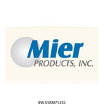 Mier Products BW-ESRM7123-SS