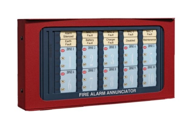 Fire Lite Alarms ANN-RLED