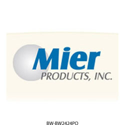 Mier Products BW-2424PO